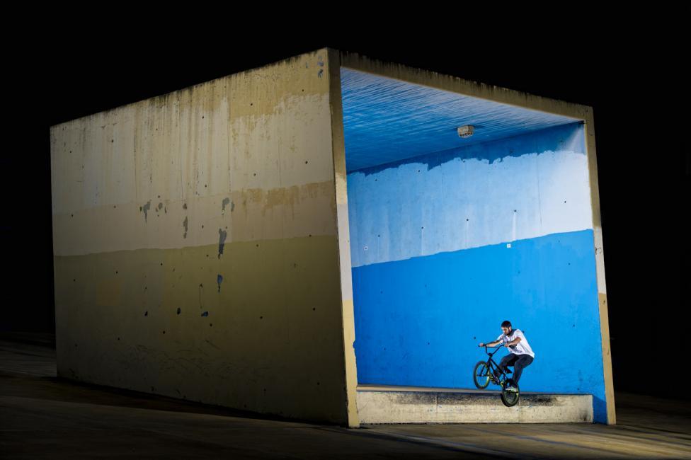 Fotografía de Ismael Ibañez Ruiz para Nthephoto. Noe Orozco.