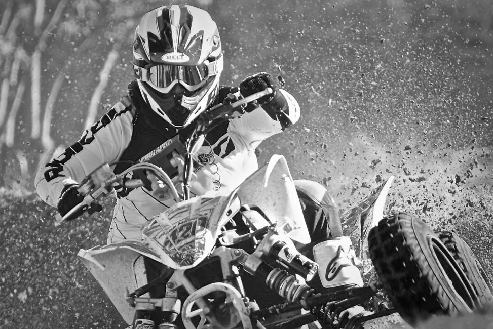 Fotografía de Pablo Silva para Nthephoto. Mx Quads Racing.