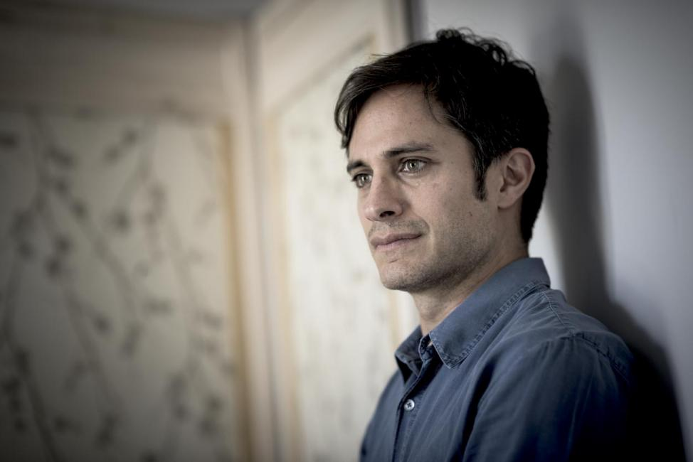 Fotografía de JUAN NAHARRO para Nthephoto. Gael Garcia Bernal poses during a portrait session during 64th San Sebastian Film Festival at Kursaal on September 16, 2016 in San Sebastian, Spain.