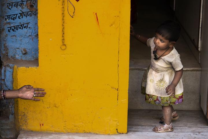 Fotografía de Marcos Moreno para Nthephoto. India