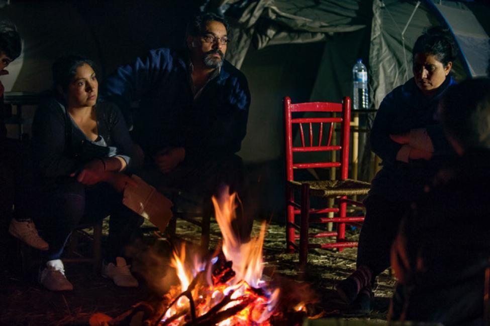 Fotografía de Ismael Herrero Sánchez para Nthephoto. Más de cuarenta familias fueron expropiadas y desalojadas de sus viviendas en el poblado de el Cavero a las afueras de Toledo