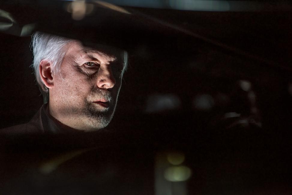 Fotografía de Ismael Herrero Sánchez para Nthephoto. El pianista ciego Ignasi Terraza en un concierto en Toledo