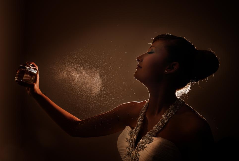 Fotografía de francisco jesus fernandez para Nthephoto. El perfume