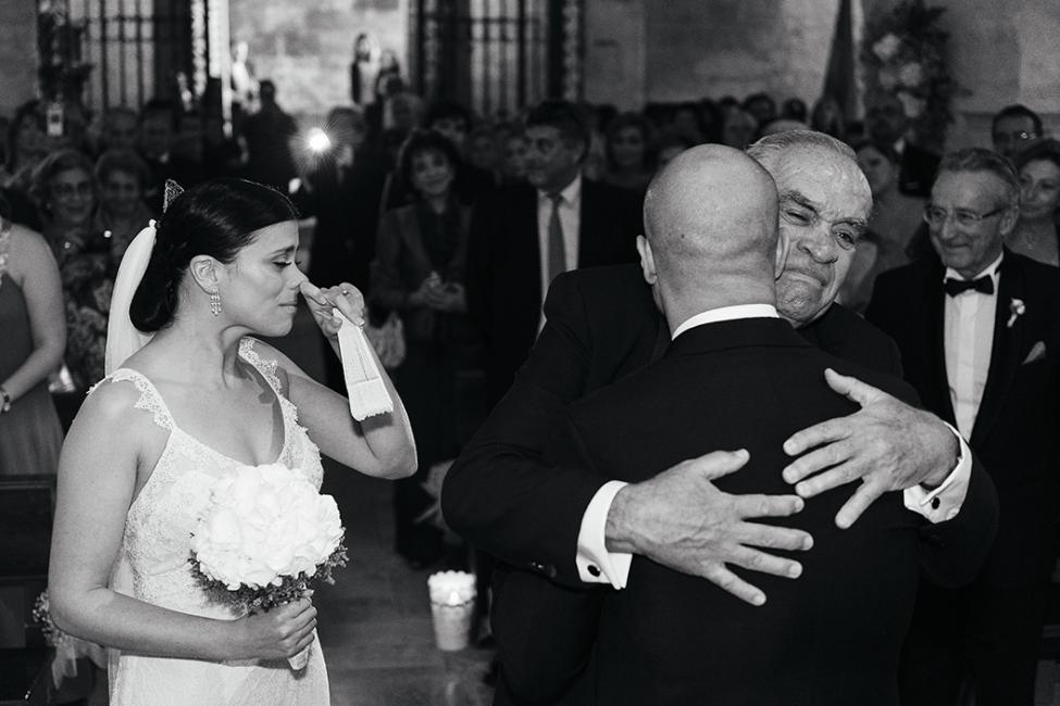 Fotografía de Carlos Sardà para Nthephoto. Wedding Ana & Cristian