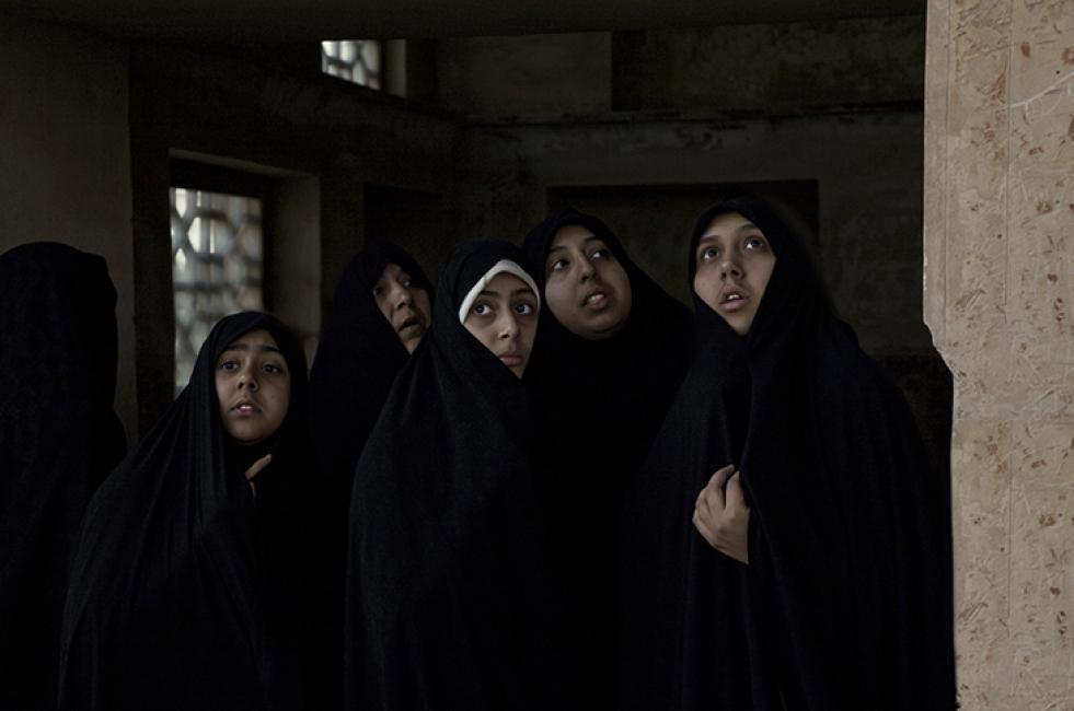 Fotografía de luis  davilla para Nthephoto. Ishahan, Iran