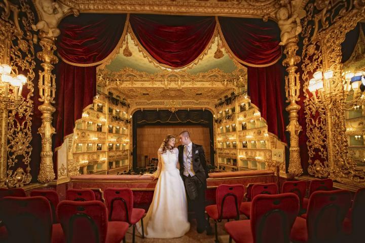 Fotografía de AGUSTIN  REGIDOR RIOS para Nthephoto. Posboda de Eliseo y Rosa en Venecia,